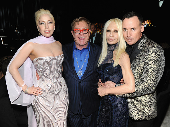 Pale Pink「22nd Annual Elton John AIDS Foundation Academy Awards Viewing Party - Inside」:写真・画像(19)[壁紙.com]