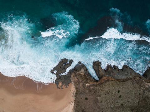 Coastline「Aerial Wild Coastline」:スマホ壁紙(0)