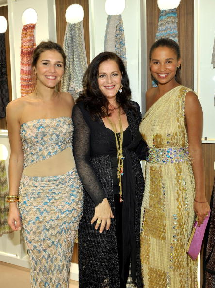 Multichain Necklace「Missoni Celebrates the Opening of the Beverly Hills Missoni Boutique」:写真・画像(19)[壁紙.com]