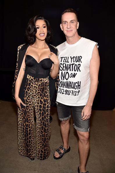 Theo Wargo「Jeremy Scott - Backstage - September 2018 - New York Fashion Week: The Shows」:写真・画像(13)[壁紙.com]