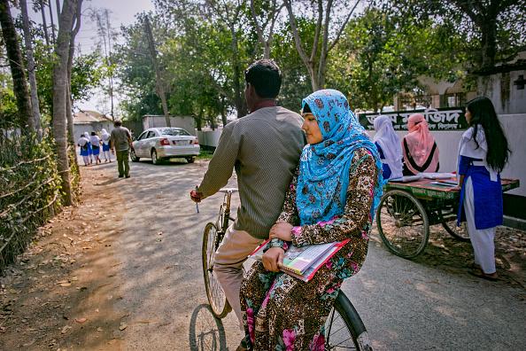 Allison Joyce「Bangladeshi Girls Under Threat Upon Legalized Underage Marriage Law」:写真・画像(7)[壁紙.com]