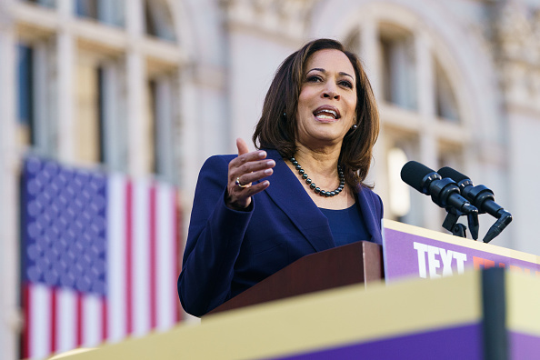 Presidential Election「Kamala Harris Launches Presidential Campaign In Her Hometown Of Oakland」:写真・画像(19)[壁紙.com]