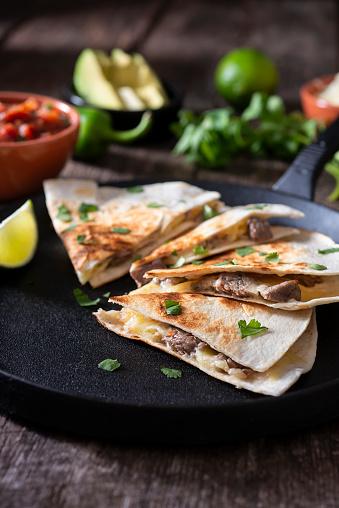 Griddle「Steak Quesadilla」:スマホ壁紙(1)