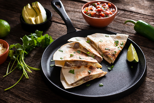 Griddle「Steak Quesadillas」:スマホ壁紙(9)