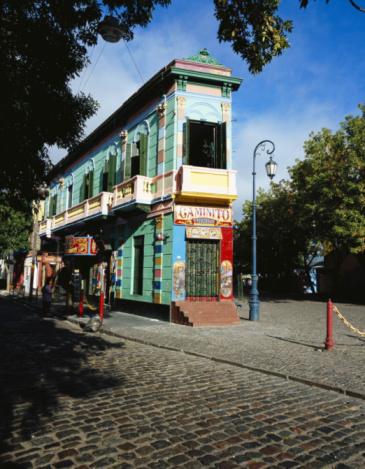 Buenos Aires「Argentina, Buenos Aires, La Boca district, El Caminito」:スマホ壁紙(8)