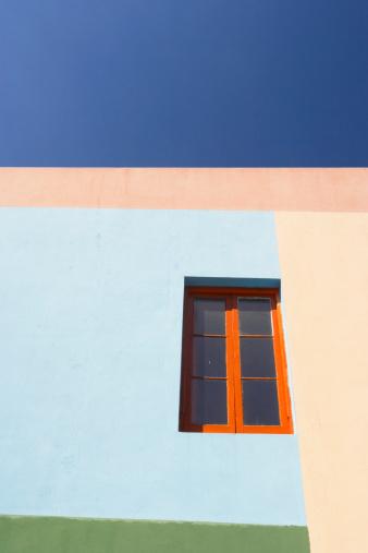パステル「Argentina, Buenos Aires, Caminito, La Boca, multicolored house facade」:スマホ壁紙(16)