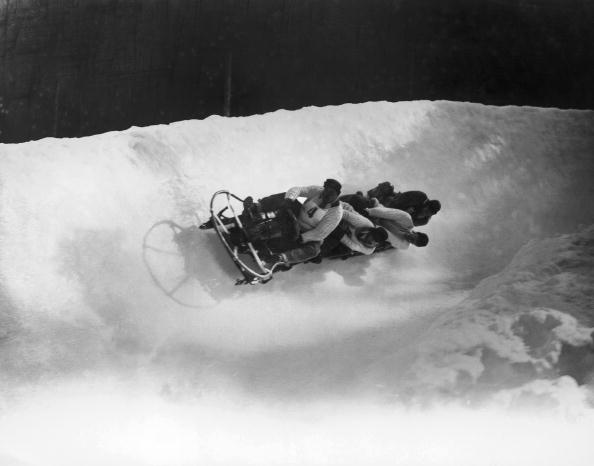Chamonix「British Four-Man Bob」:写真・画像(2)[壁紙.com]