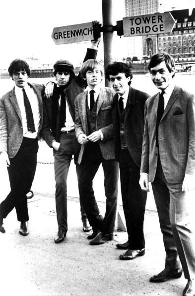 Rock Music「The Rolling Stones On Street Corner 」:写真・画像(2)[壁紙.com]