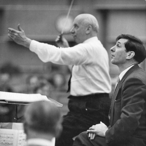 Conductor's Baton「Tippett And Boult」:写真・画像(0)[壁紙.com]