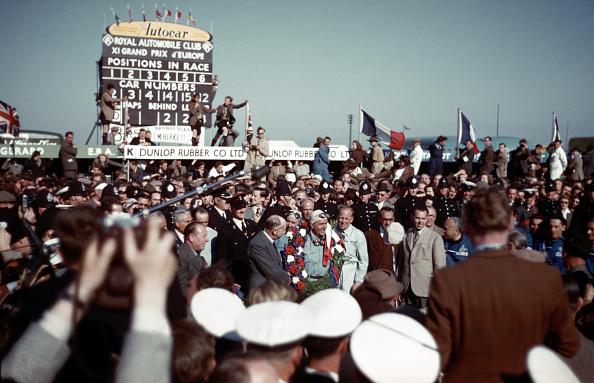 1950~1959年「The British Grand Prix」:写真・画像(5)[壁紙.com]
