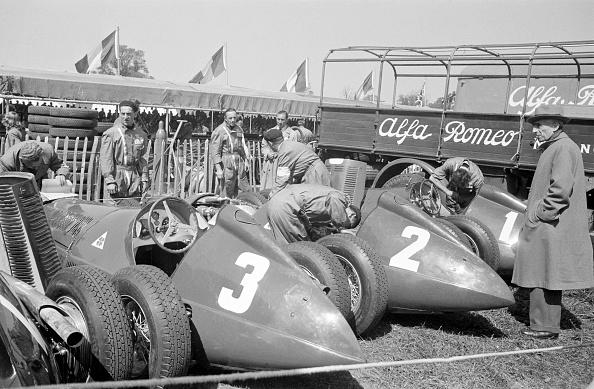 1950-1959「The British Grand Prix」:写真・画像(1)[壁紙.com]