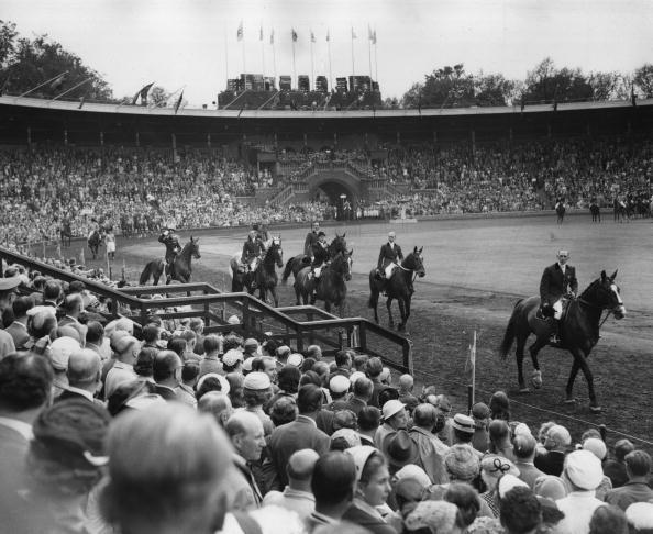 オリンピック「Equestrian Team」:写真・画像(3)[壁紙.com]