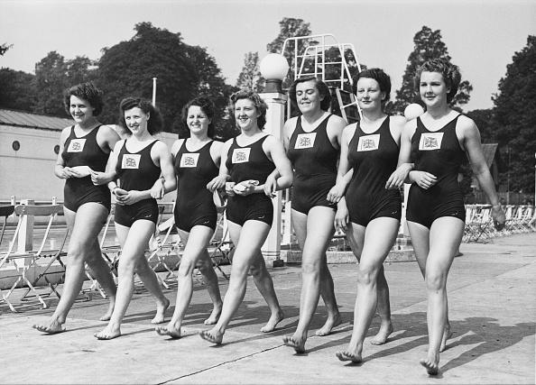 Swimming「British Women's Swimming Team」:写真・画像(9)[壁紙.com]