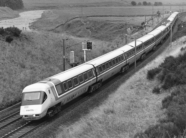 Passenger「The British Railways Advanced Passenger Train (APT) c1984」:写真・画像(16)[壁紙.com]