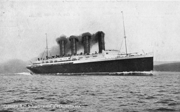 Retail Occupation「Lusitania」:写真・画像(15)[壁紙.com]