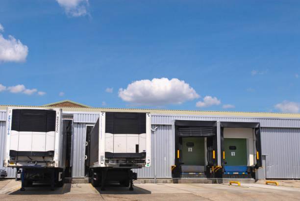 Logistics loading depot, UK:ニュース(壁紙.com)