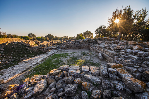 UNESCO「East wall, archaeological site of Troy」:スマホ壁紙(15)
