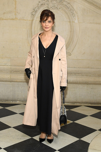 Multi Colored Purse「Christian Dior : Photocall - Paris Fashion Week - Haute Couture Spring Summer 2019」:写真・画像(14)[壁紙.com]