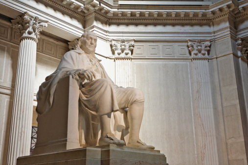 Pennsylvania「The Benjamin Franklin National Memorial」:スマホ壁紙(7)