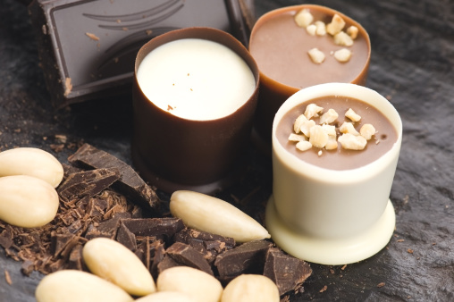 Milk Chocolate「chocolates with sweet almonds」:スマホ壁紙(6)