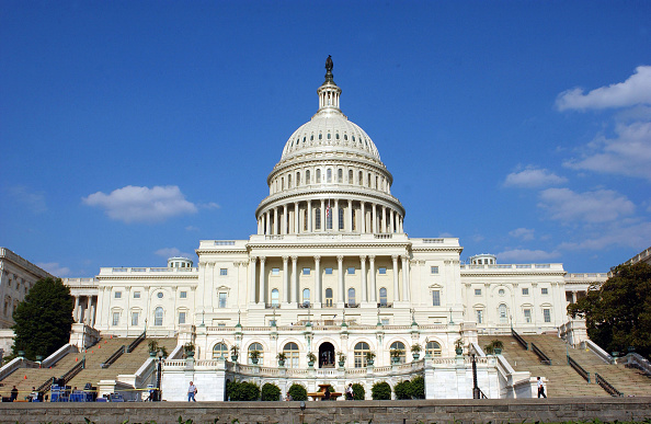 Washington DC「U.S. Capitol In Washington」:写真・画像(1)[壁紙.com]