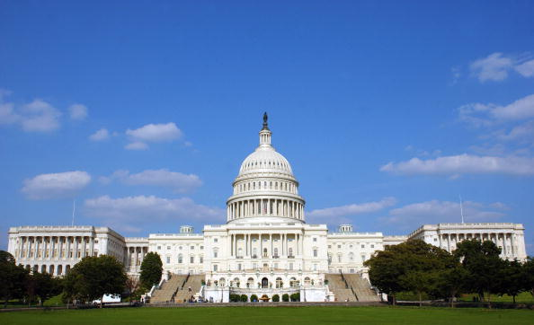 Capitol Building - Washington DC「U.S. Capitol In Washington」:写真・画像(2)[壁紙.com]
