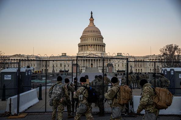 Capitol Hill「Congress Prepares For Second Impeachment Trial Of Donald J. Trump」:写真・画像(11)[壁紙.com]