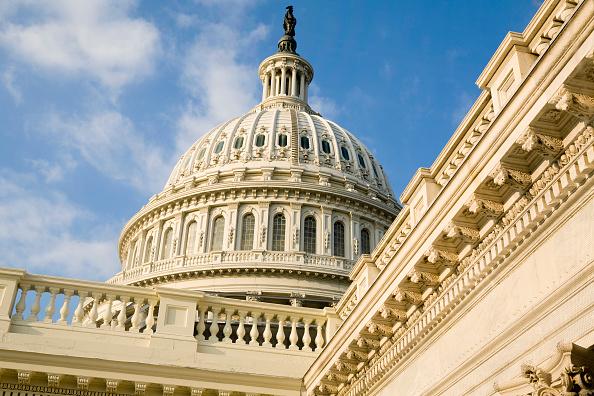Dow Jones Industrial Average「Congress Reacts To The Failure Of Bailout Legislation」:写真・画像(11)[壁紙.com]
