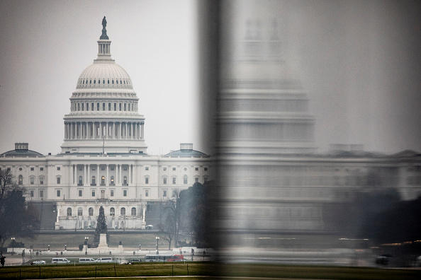 Empty「Capitol Hill Prepares Ahead Of Full House Vote On Impeachment Articles This Week」:写真・画像(1)[壁紙.com]