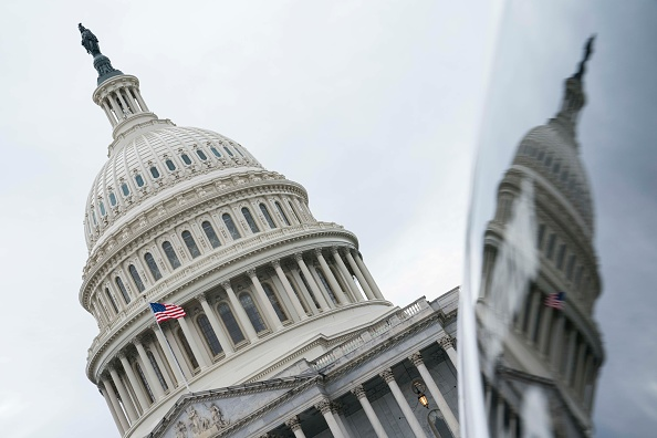 Joint Session of Congress「Capitol Hill Prepares For President Trump's State Of The Union」:写真・画像(8)[壁紙.com]