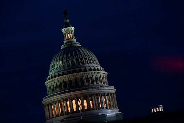 Joint Session of Congress「Capitol Hill Prepares For President Trump's State Of The Union」:写真・画像(5)[壁紙.com]