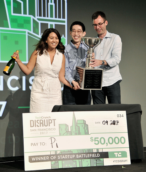 Annual Event「TechCrunch Disrupt SF 2017 - Day 3」:写真・画像(19)[壁紙.com]