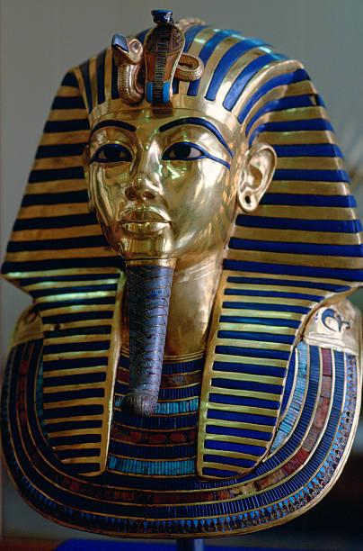 Tutankhamun's Mask, Cairo Museum, Egypt:ニュース(壁紙.com)