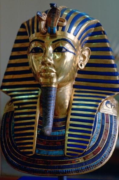 Full Frame「Tutankhamun's Mask, Cairo Museum, Egypt」:写真・画像(17)[壁紙.com]
