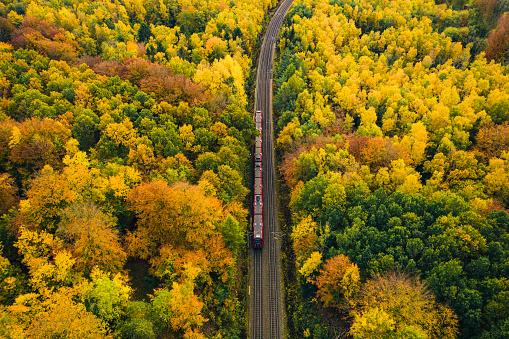 Denmark「Commute by eletric train」:スマホ壁紙(8)