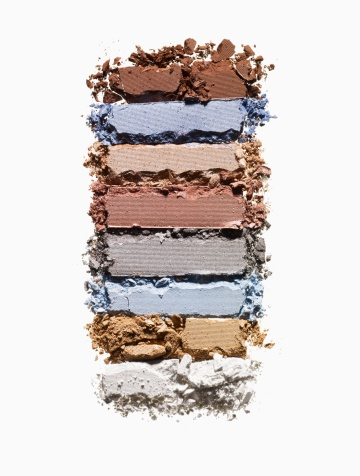 Choosing「Multiple colored bars of powdered makeup」:スマホ壁紙(1)