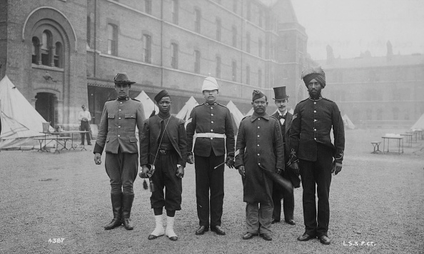 Indian Subcontinent Ethnicity「Colonial Troops In England For Jubilee」:写真・画像(11)[壁紙.com]