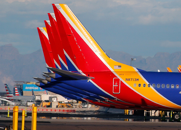 Southwest「U.S. Grounds All Boeing 737 MAX 8 Aircraft After Viewing New Satellite Data」:写真・画像(11)[壁紙.com]