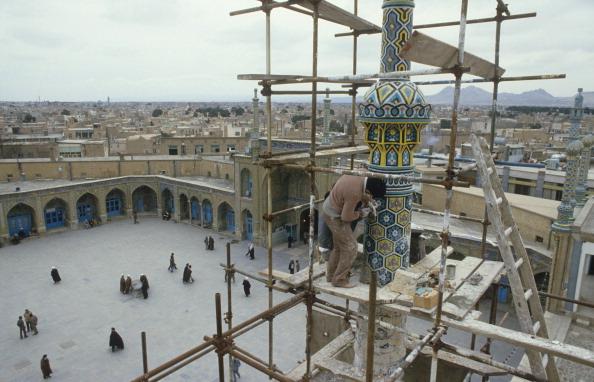 Shrine「Qom Minaret」:写真・画像(12)[壁紙.com]