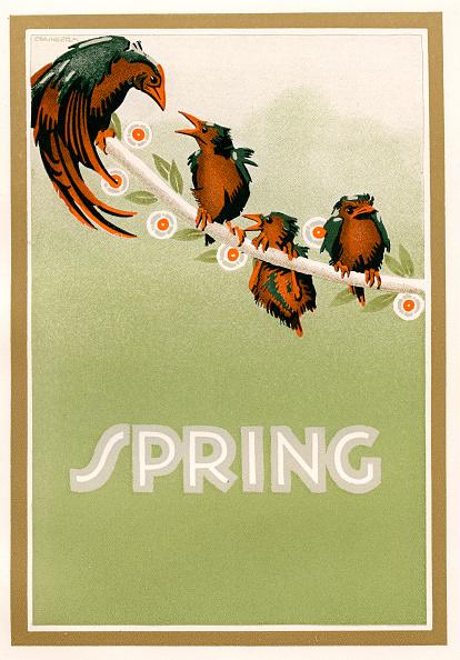 Perching「Spring Poster By Granger」:写真・画像(14)[壁紙.com]