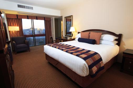 Motel「Nice Hotel Room」:スマホ壁紙(9)