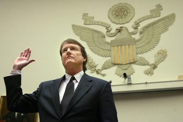 Enron「House Hearing on the Collapse of Enron」:写真・画像(12)[壁紙.com]