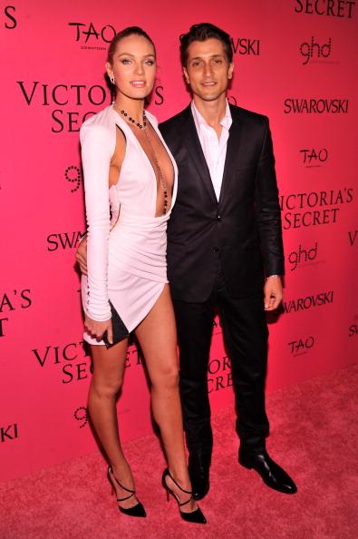 キャンディス・スワンポール「2013 Victoria's Secret Fashion Show - After Party Arrivals」:写真・画像(3)[壁紙.com]