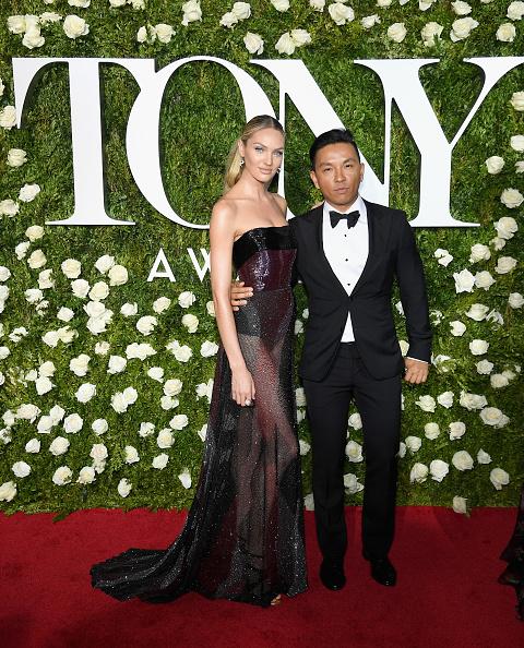 キャンディス・スワンポール「2017 Tony Awards - Arrivals」:写真・画像(7)[壁紙.com]