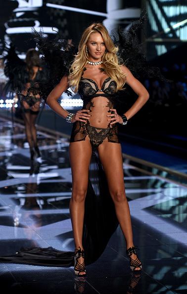キャンディス・スワンポール「2014 Victoria's Secret Fashion Show - Show」:写真・画像(19)[壁紙.com]