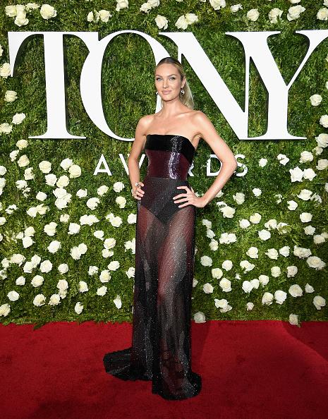 キャンディス・スワンポール「2017 Tony Awards - Arrivals」:写真・画像(3)[壁紙.com]
