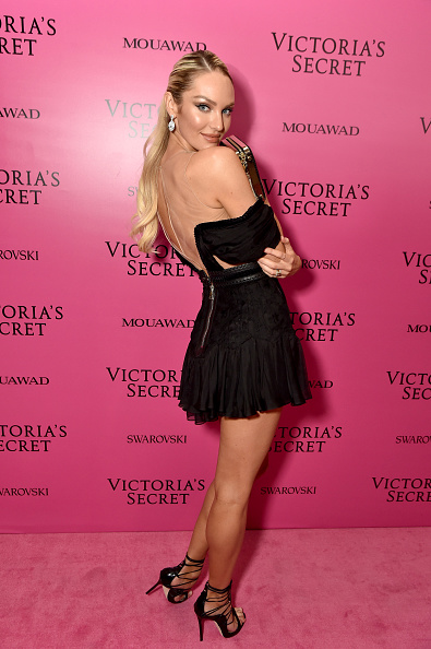 キャンディス・スワンポール「2017 Victoria's Secret Fashion Show In Shanghai - After Party」:写真・画像(6)[壁紙.com]