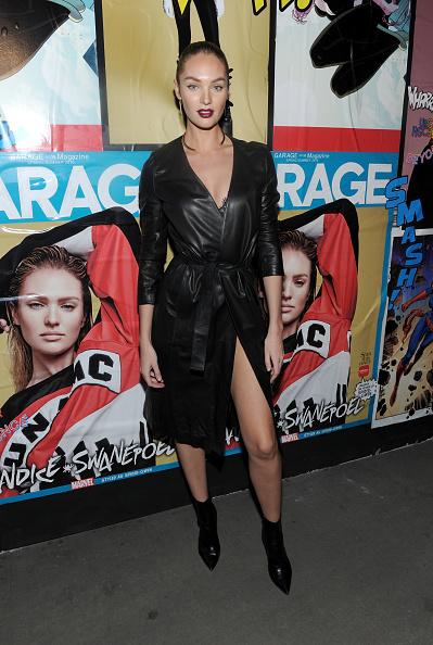 キャンディス・スワンポール「Marvel And Garage Magazine New York Fashion Week Event」:写真・画像(19)[壁紙.com]