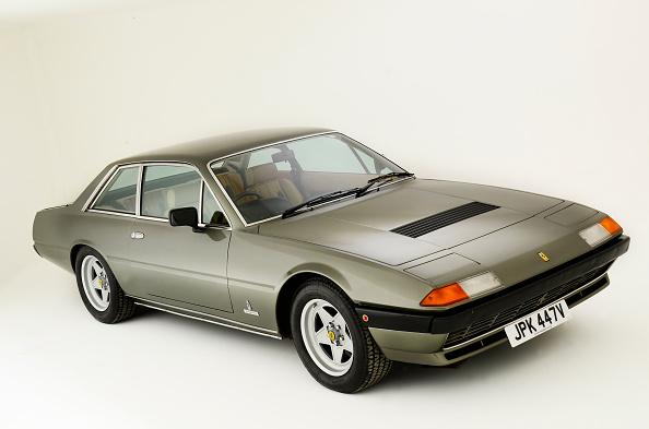Environmental Conservation「1980 Ferrari 400i」:写真・画像(5)[壁紙.com]