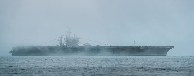 Ship「US Navy Aircraft Carrier」:スマホ壁紙(18)